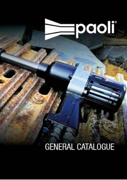 Dino Paoli General Catalogue